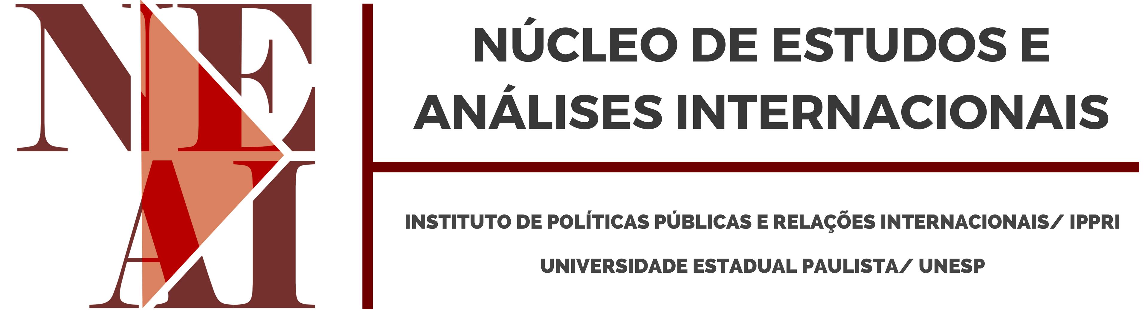 NEAI – Núcleo de Estudos e Análises Internacionais